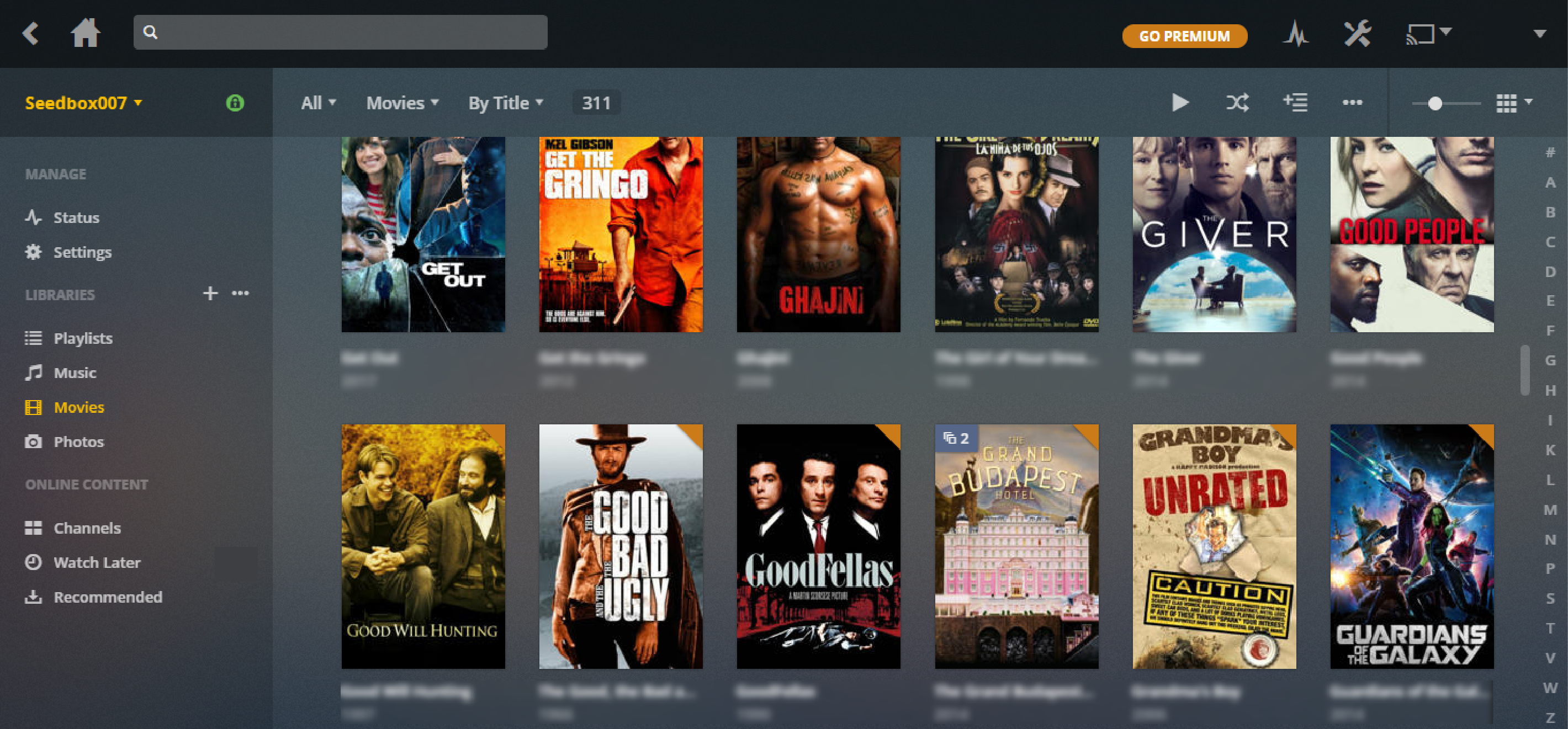 Plex Media Server Ultimate Guide 5 Minutes To Mastery Single Receptacle Wiring Diagram Enjoy On Your Once Finishes Scanning All It Will Organize Display With Cool Posters And Descriptions