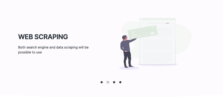 Web scraping benefits.