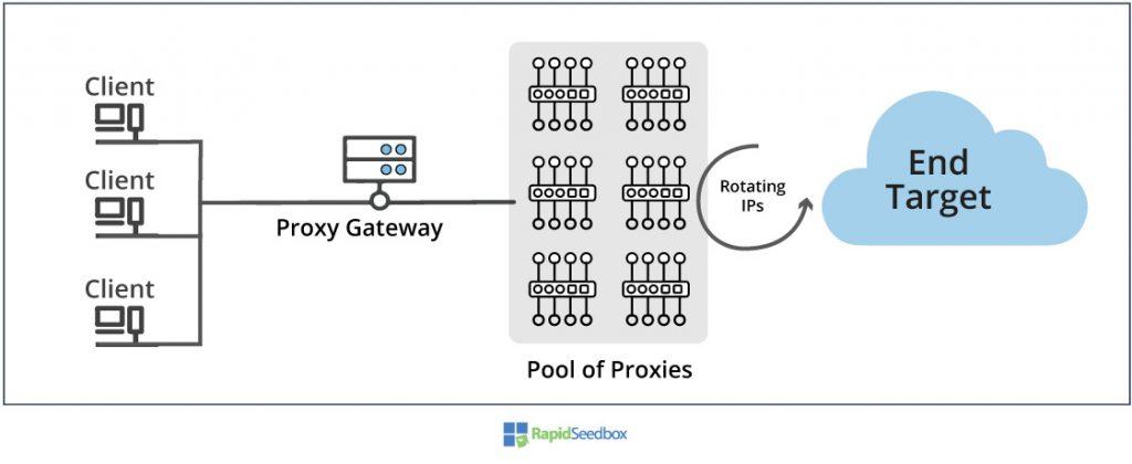 proxy types based on IP