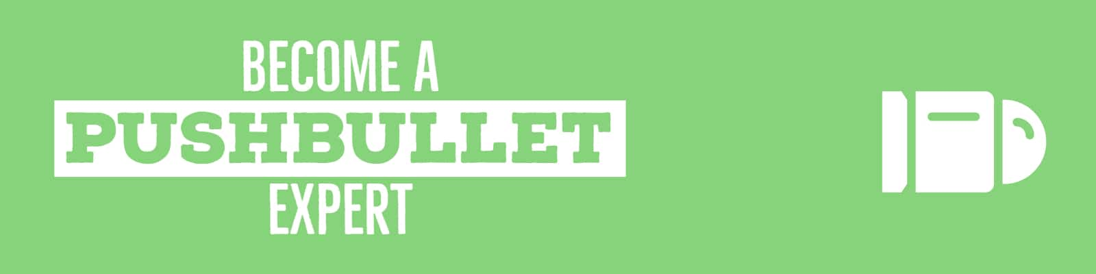 Become a pushbullet expert