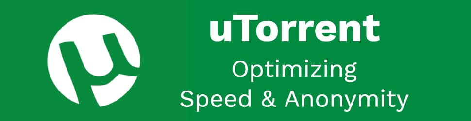 Optimize uTorrent